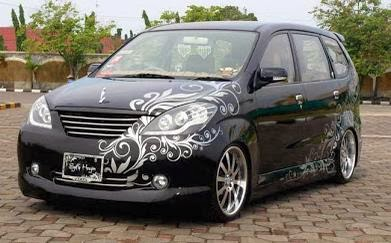 Modification Toyota Avanza
