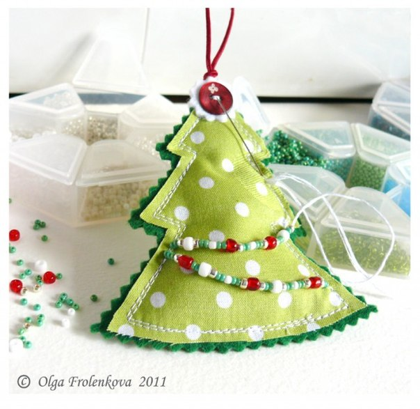 How to make homemade christmas ornaments home decorating for Home made christmas tree decorations
