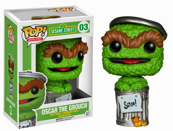 Funko Pop! Oscar the Grouch