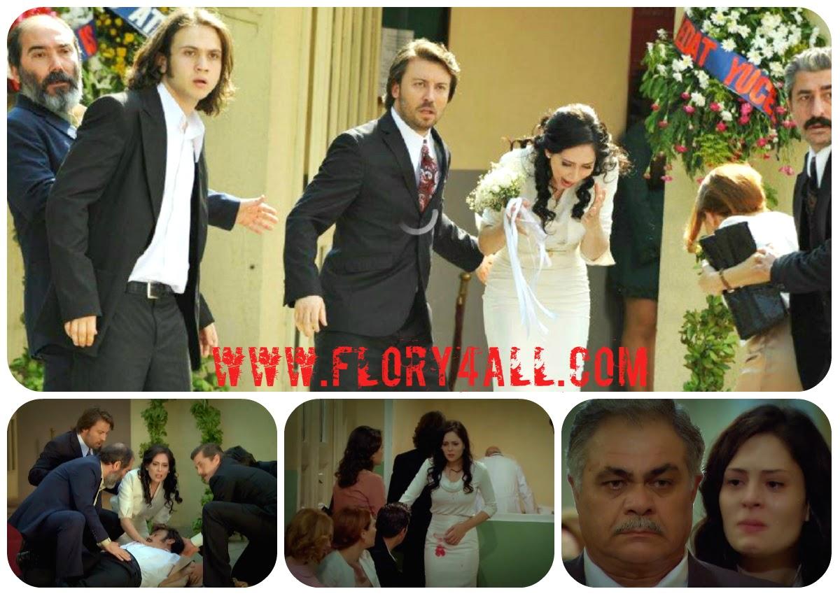 casatoria dintre Berrin si Ahmet