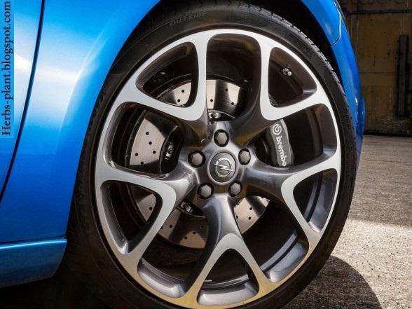 Opel astra car 2013 tyres/wheels - صور اطارات سيارة اوبل استرا 2013