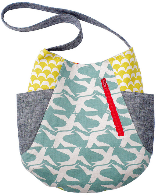 Skinny laMinx 241 Tote by Red Pepper Quilts