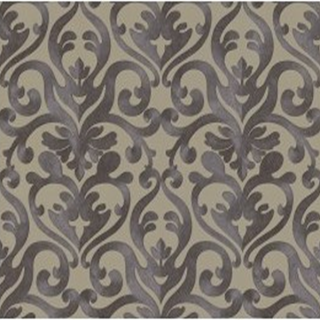 papel decorativo high society gris pintura y madera