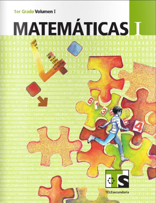Matemáticas I ~ Volumen I ~ Libro del Alumno