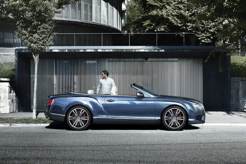 Top Gear: 2013 Bentley Continental GTC V8