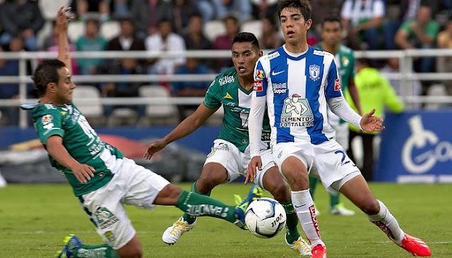 Ver partido Pachuca vs Leon en vivo