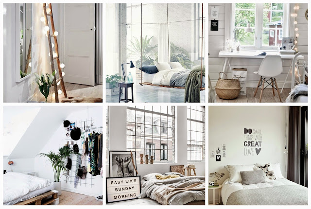 vanilles slaapkamer inspiratie