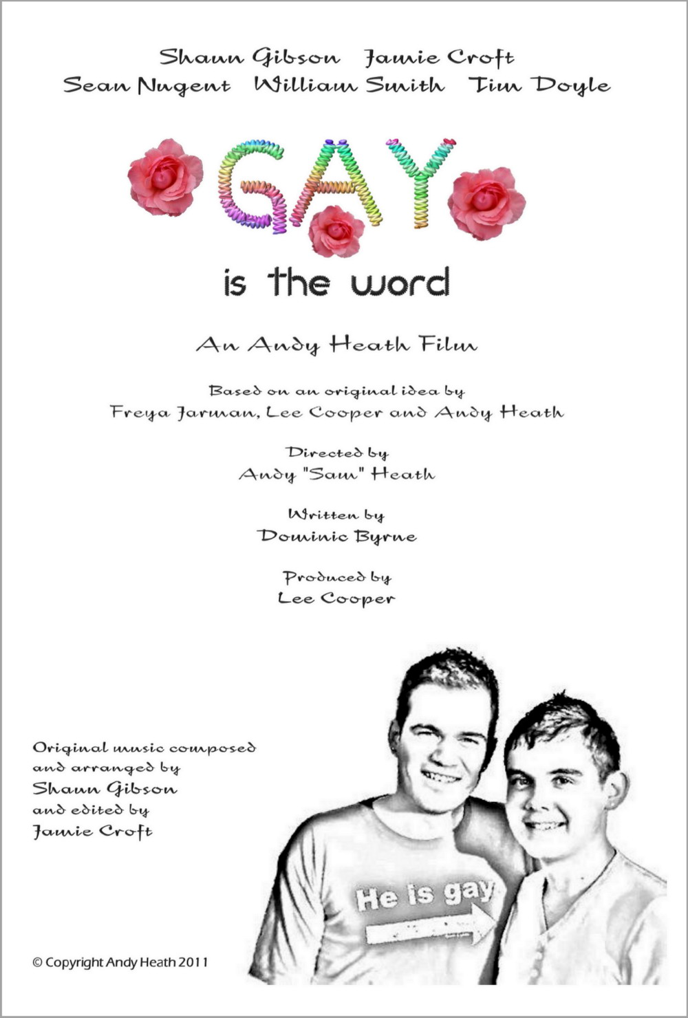 Gay is the Word (2011)