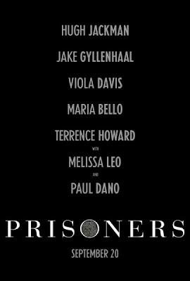 Prisoners Teaser Poster