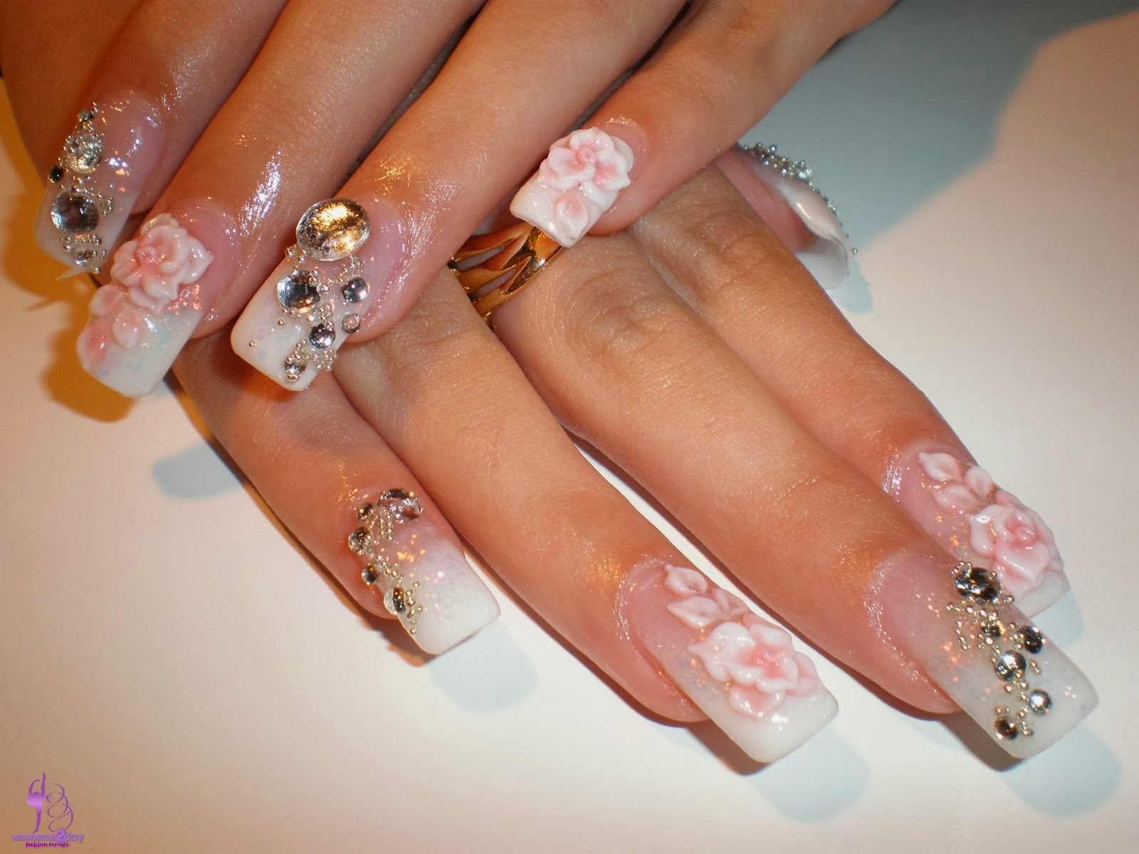 Magnificent New Style Of Nails Mold - Nail Art Design Ideas ...