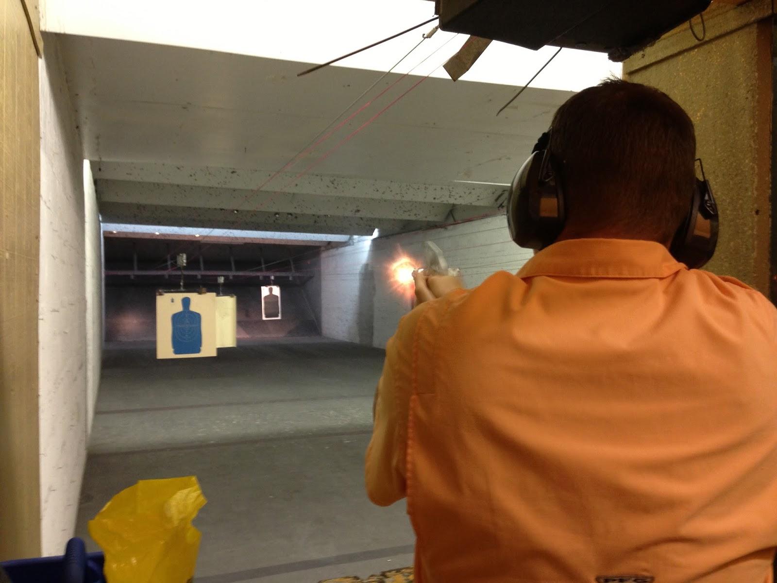 Lynnhaven gun range