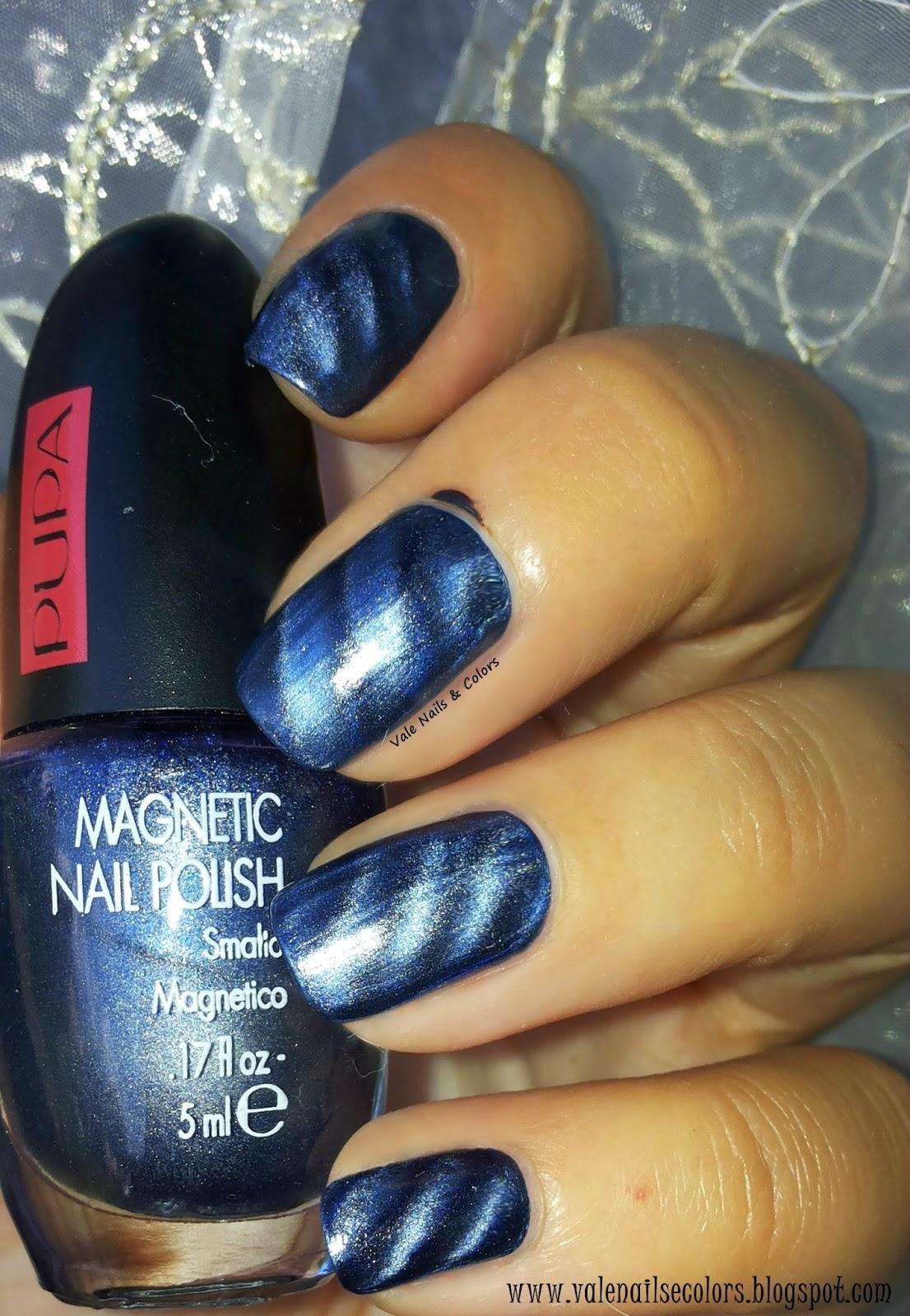 magnetic Pupa blu