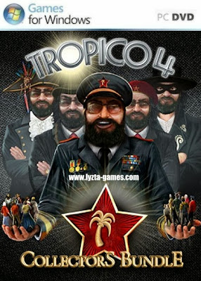 Tropico 4 Collectors Edition PC Cover