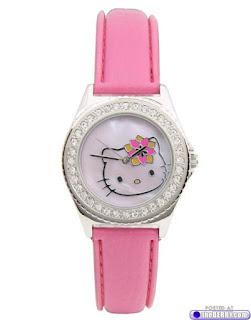 jam tangan hello kitty sanrio
