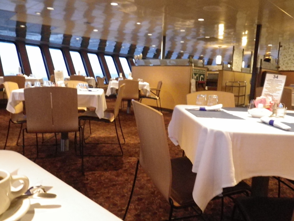 That food guy aboard the mv columbia 10 16 12 10 19 12 for S s columbia dining room