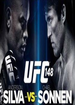 UFC 148 Anderson Silva vs. Chael Sonnen II HDTV