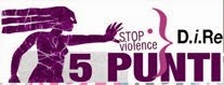 5 punti contro la violenza