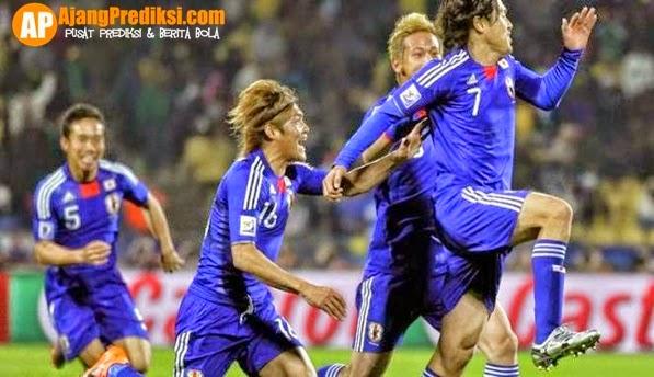 Jepang Targetkan Lolos Ke Perempat Final Piala Dunia 2014