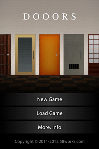 Dooors Free App Game By 58 Works