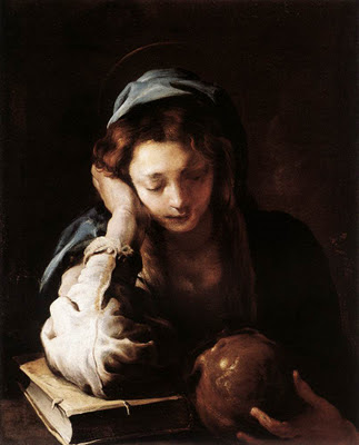 Mary Magdalene painting