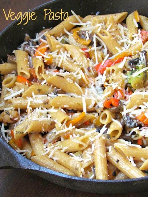 Italian Veggie Pasta