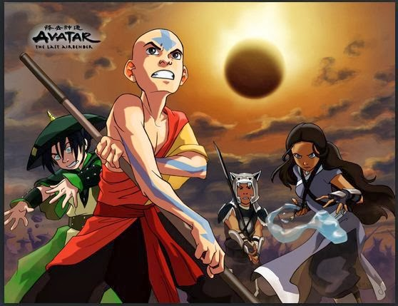 Avatar The Legend Of Aang Book 1,2,3 Subtitle Indonesia (Selesai)