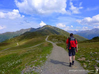 Reiseberichte Alpenüberquerung E5