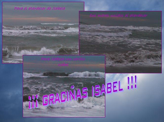 Regalo de Isabel-Driada