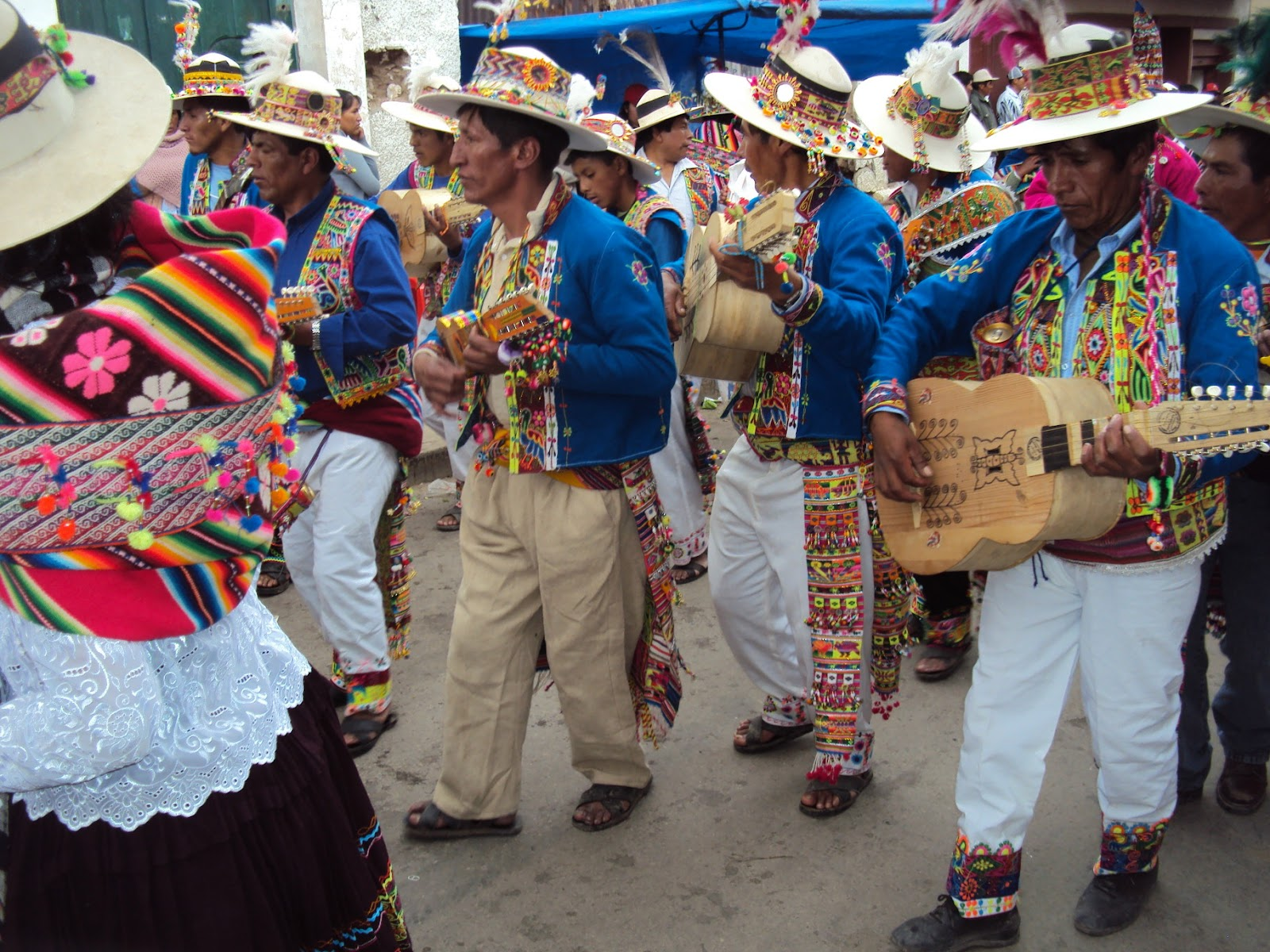 Anata Andino - Oruro,Bolivia