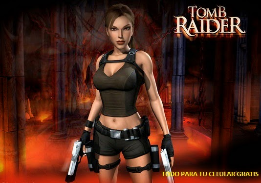 Tomb Raider I v1.0.20RC APK + SD Android