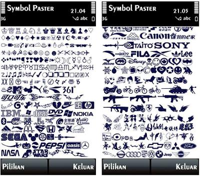 Untuk dapat menambahkan huruf yang bergambar, aplikasi yang diperlukan ...
