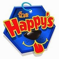 The Happy's logo