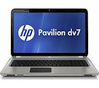 HP Pavilion dv7-6156nr laptop