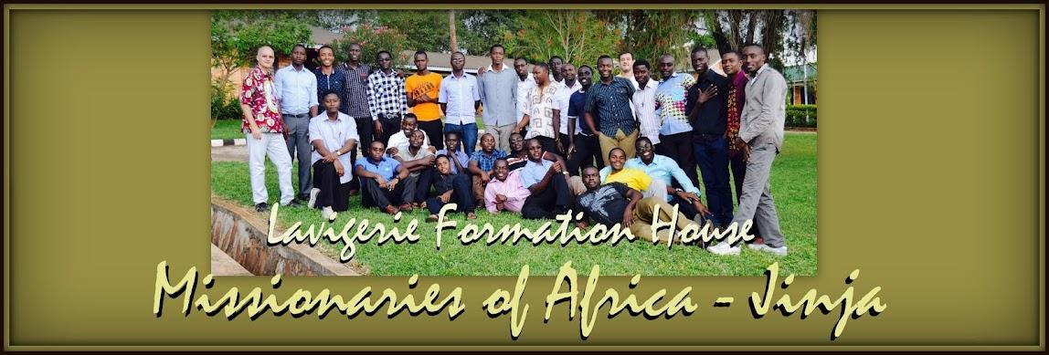Missionaries of Africa Jinja