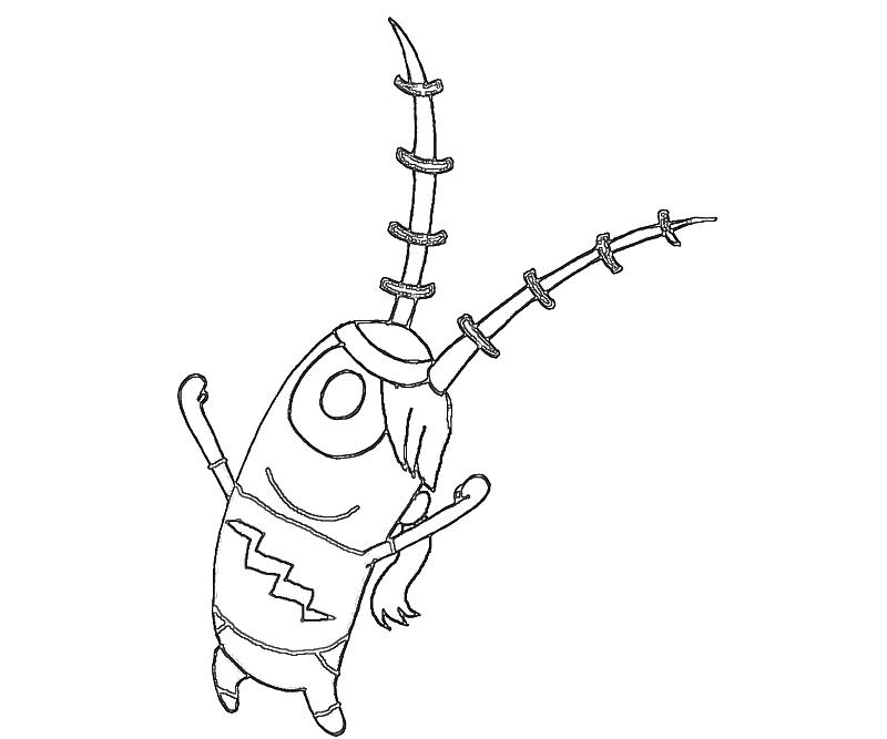 printable-plankton-funny-coloring-pages