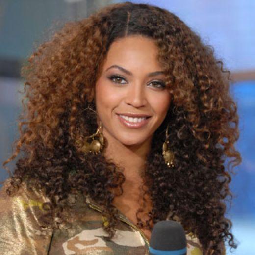 Natural Wavy Curly Hair