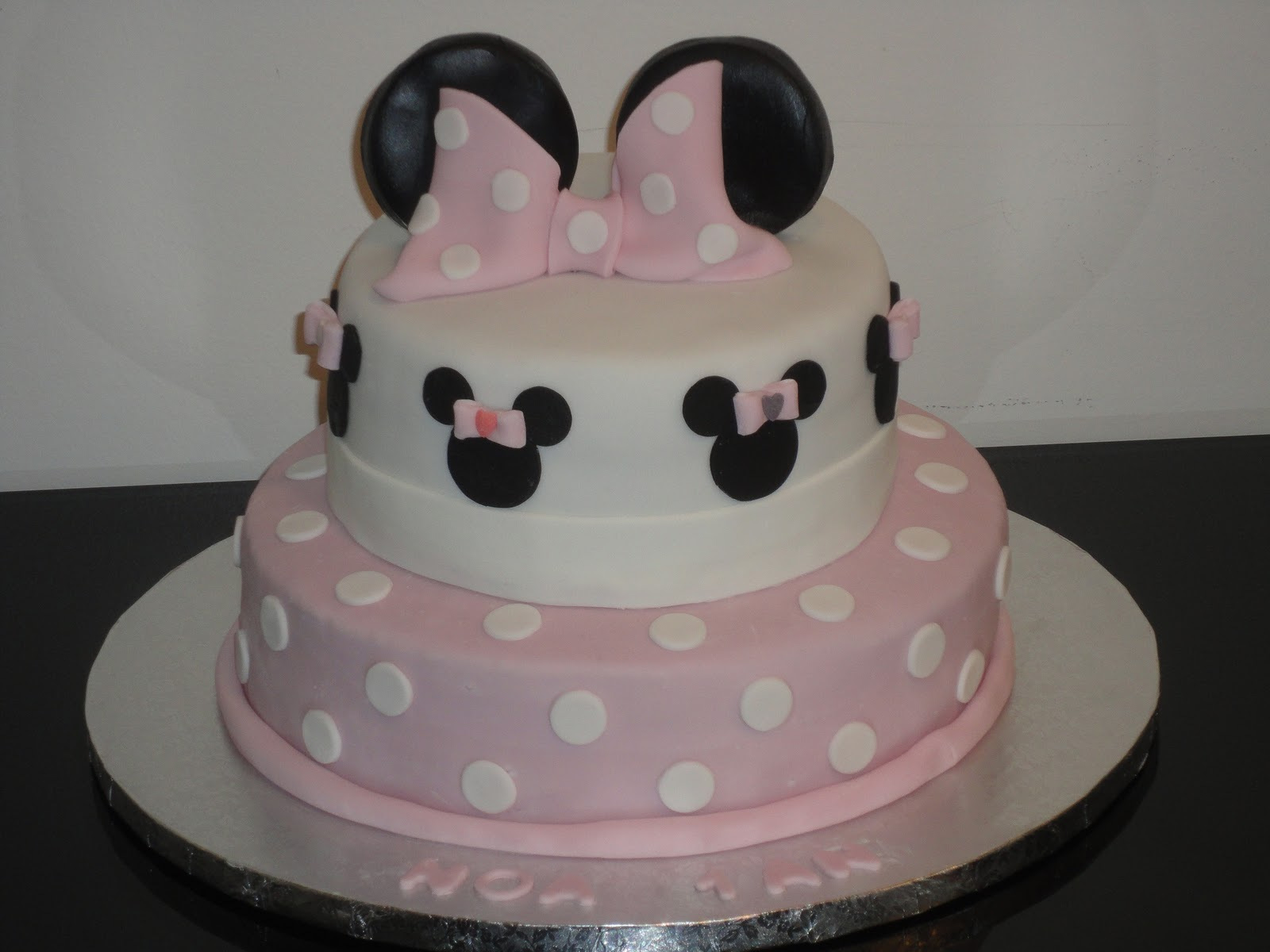 Romanticake Gâteau Minnie