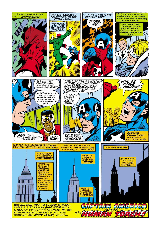 Captain America (1968) Issue #215 #129 - English 18