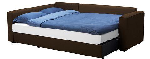 Arredo a modo mio manstad ikea divano letto angolare e for Ikea letto divano