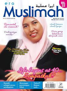 LiNa Pg Di Media Cetak  Era Muslimah Mac 2014