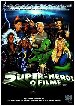 Download - Super-Herói - O Filme - DVDRip - AVI - Dublado