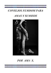 CONSEJOS FEMDOM PARA AMAS Y SUMISOS