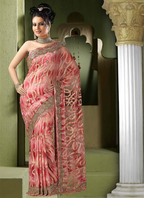 Bridal Saree Designs
