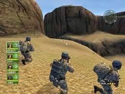 download game for PC perang conflict desert storm 2