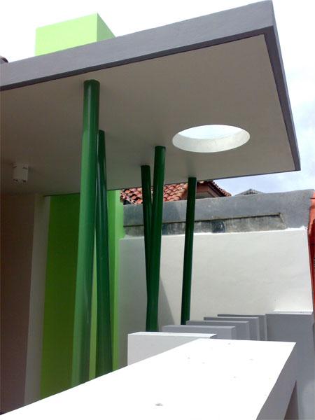 design depan rumah
