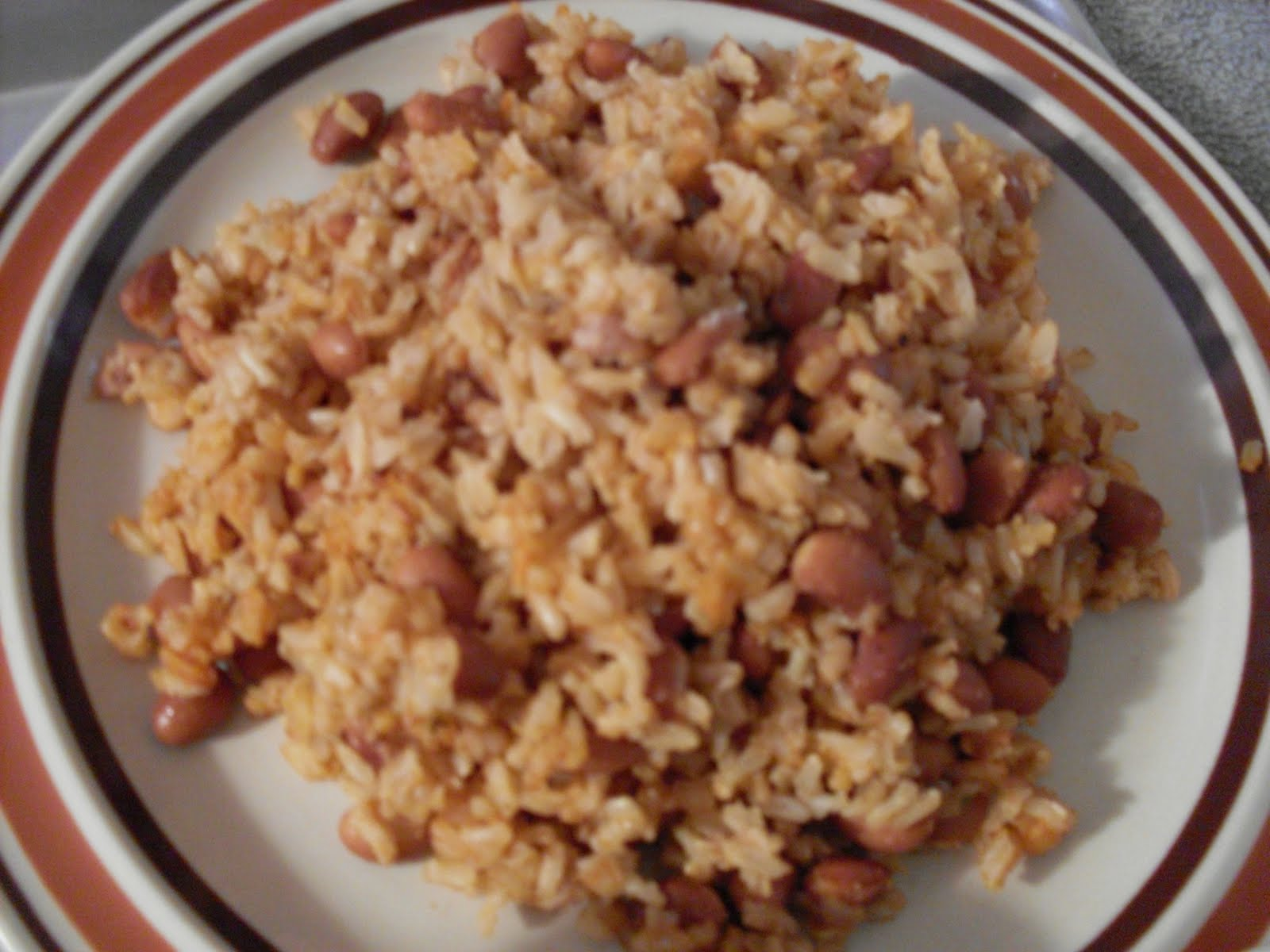 Delicioso, Another Name for Delicious: Rice and Beans