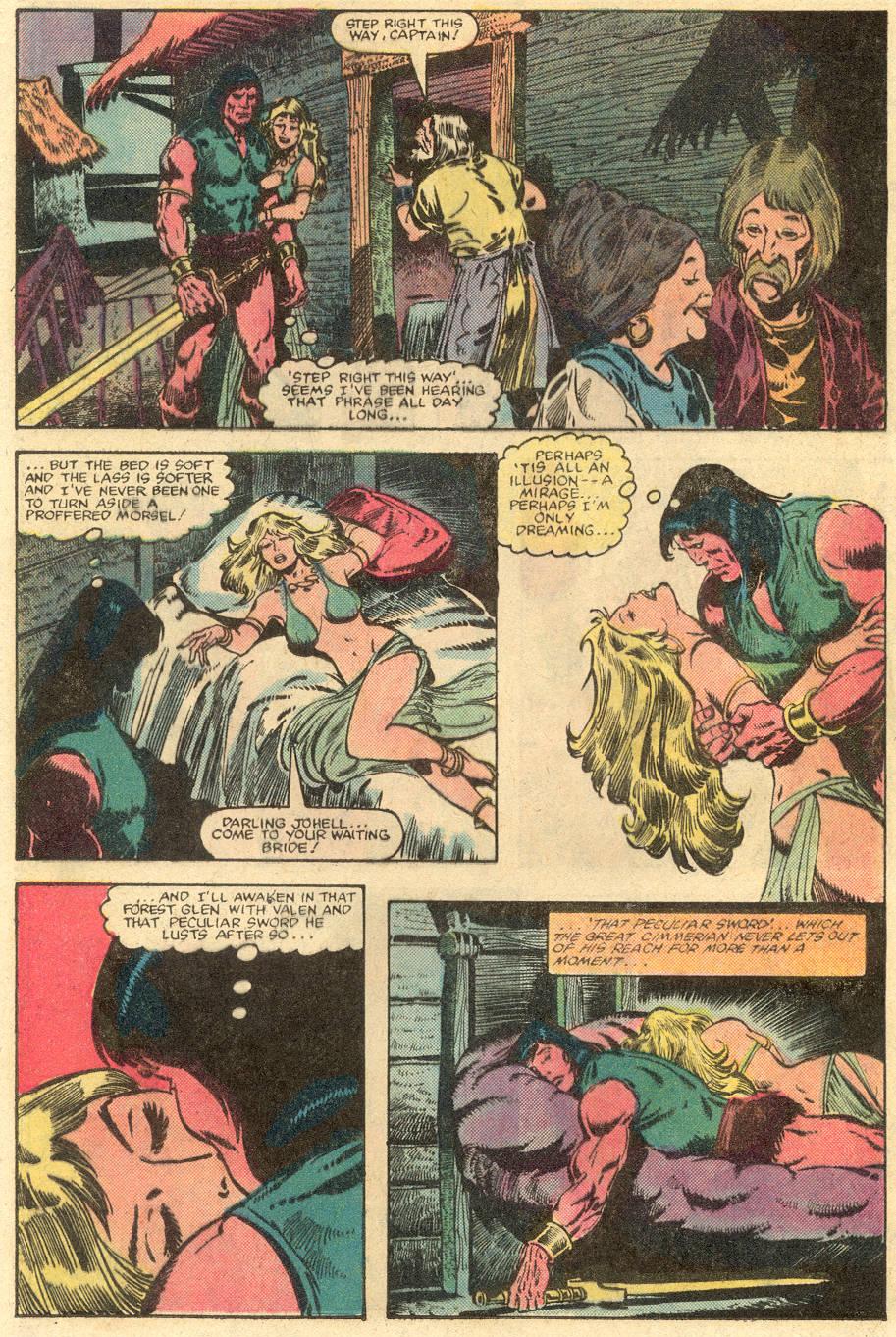 Conan the Barbarian (1970) Issue #143 #155 - English 15