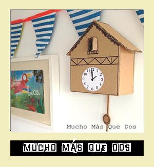 http://blogmuchomasquedos.blogspot.com.es/2014/05/diy-reloj-cuco-de-carton.html