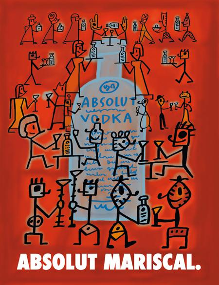 Rea visual blog de arte y dise o la expresividad de for Mariscal disenador