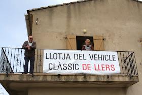 V Llotja del vehicle Clàssic de LLers